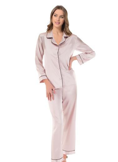 Nbb Pijama Takım Pudra